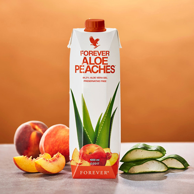 aloe peaches uk
